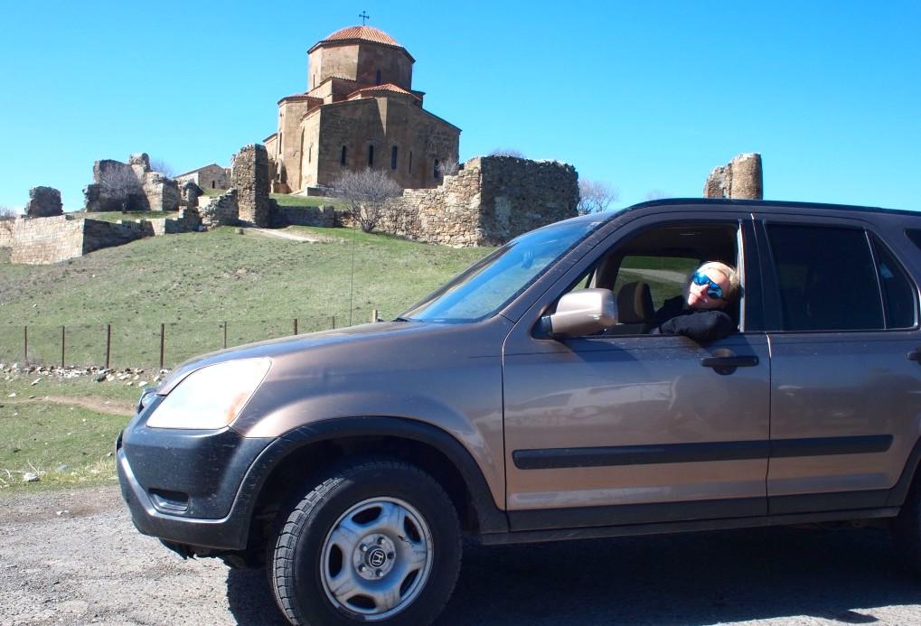 gruzja samochodem blog podróżniczy