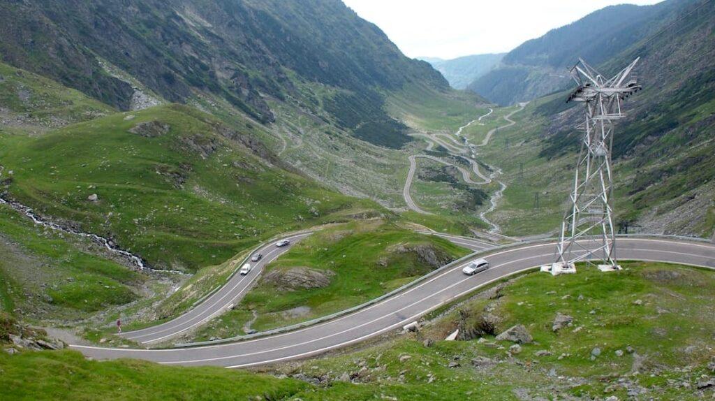 trasa transfogarska samochodem blog podróżniczy
