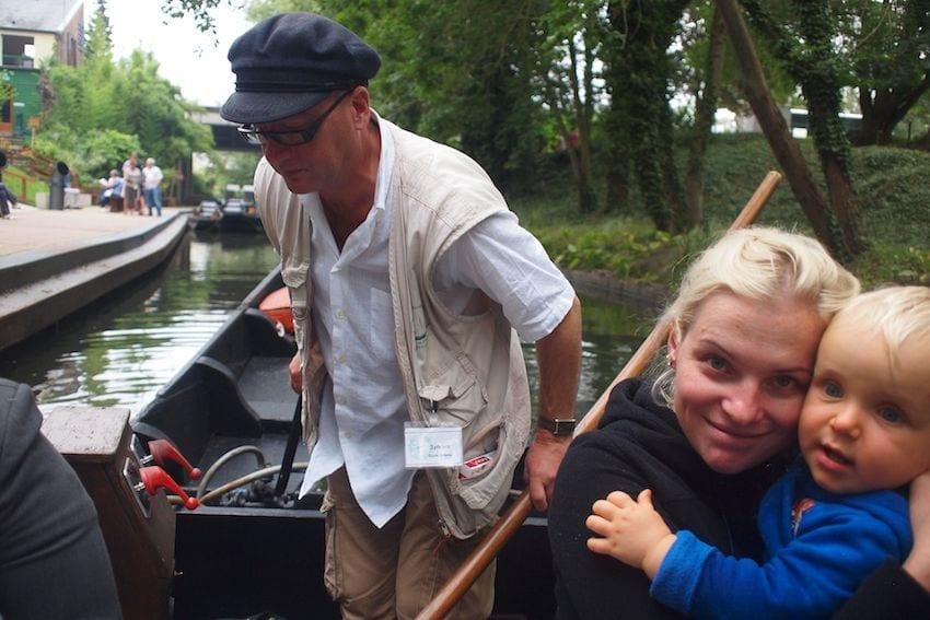 Na łodzi z Chruczkiem
