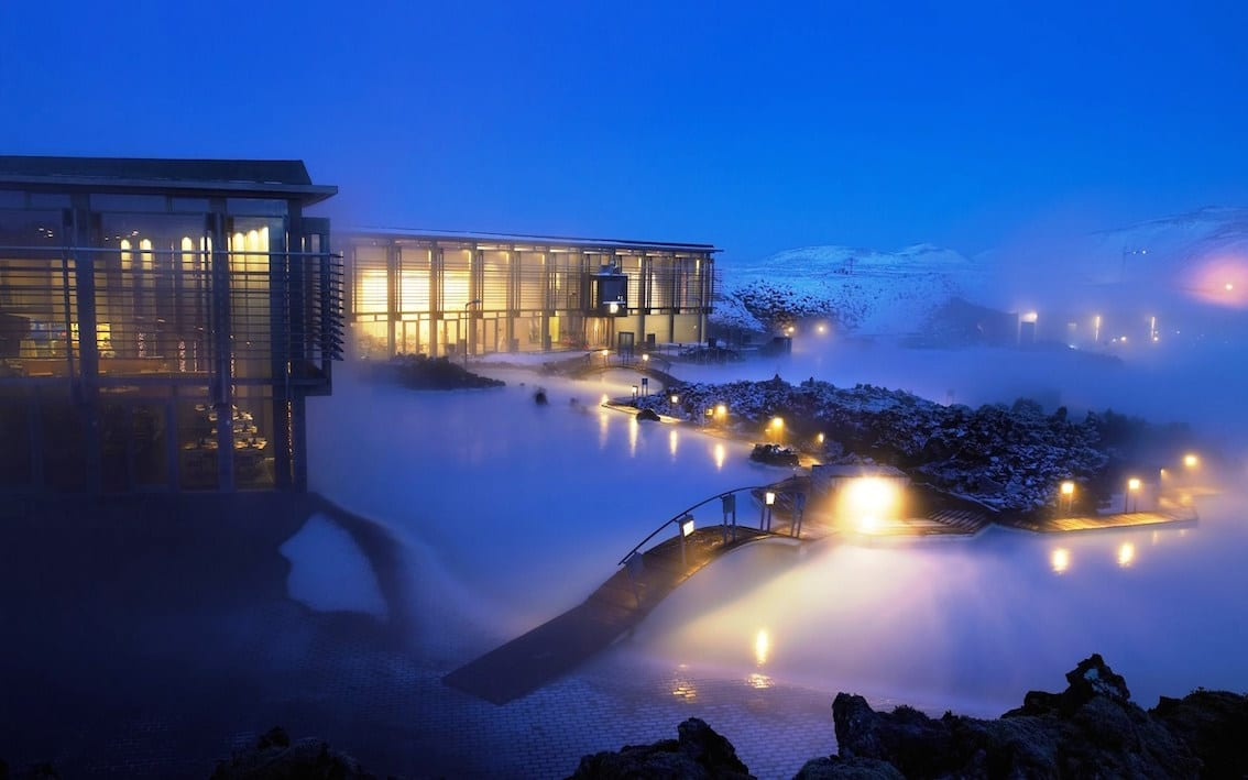 Nite-View-The-Blue-Lagoon-Iceland