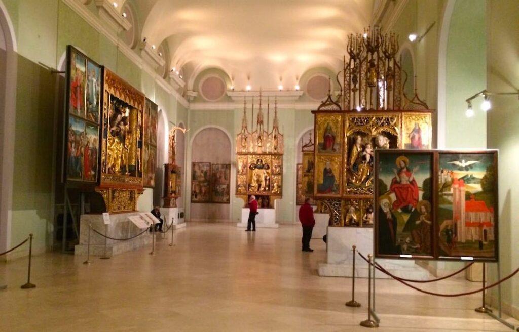 Budapeszt galeria narodowa