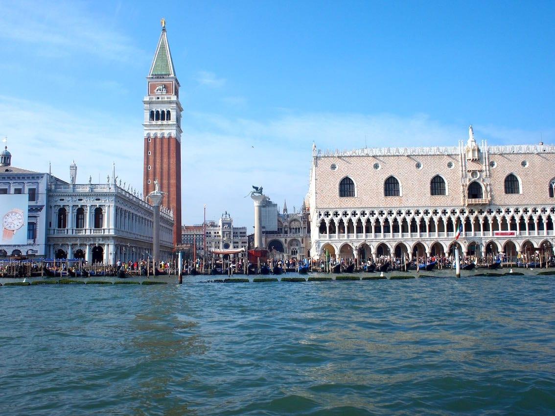 Najważniejsze zabytki Wenecji.