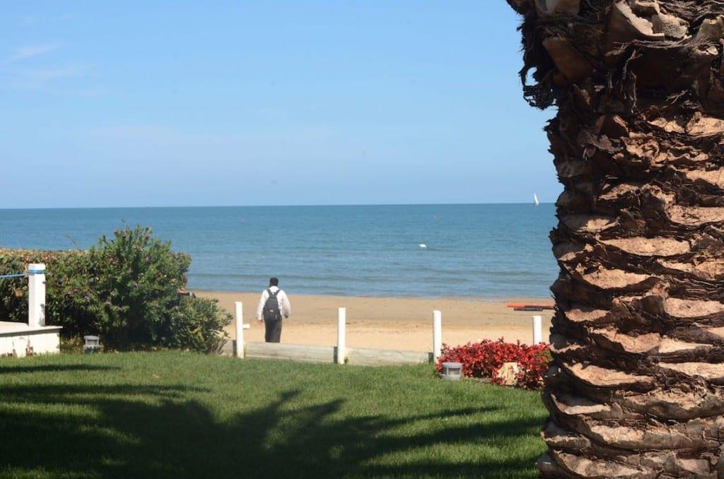 Adriatyk ma niesamowite kolory, porównywalne chyba tylko z Oceanem Indyjskim.