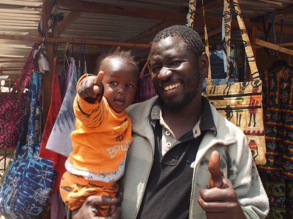 Gambia to wspaniali ludzie, pełni radości i ciepła.