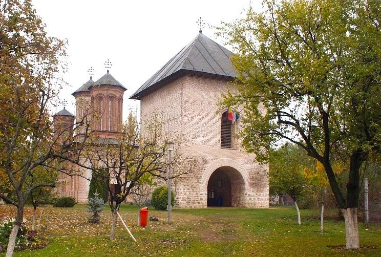 Rumunia szlakiem Drakuli, Snagov monastyr