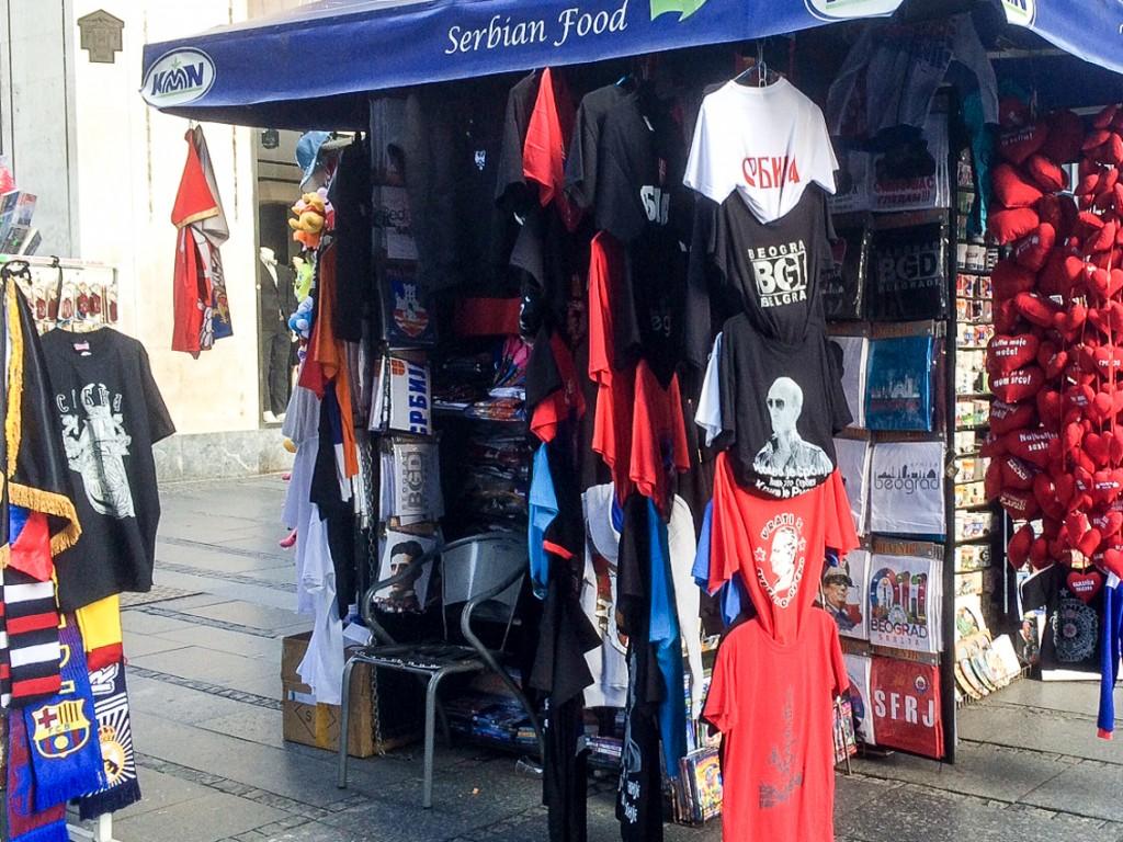 Pytanie: koszulka z Putinem dla turystów z północy czy dla miejscowych?