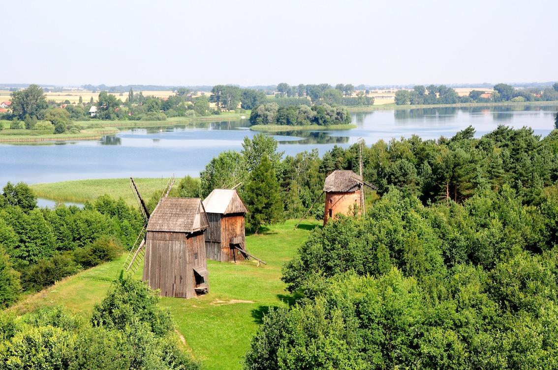 Wielkopolski Park Etnograficzny robi wrażenie.