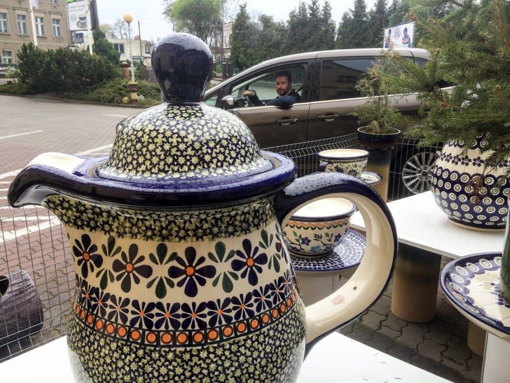Bolesławiec kojarzy się już nie z feldmarszałkiem carskiej armii, tylko z piękną ceramiką.
