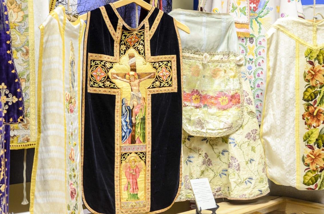 Stroje liturgiczne.