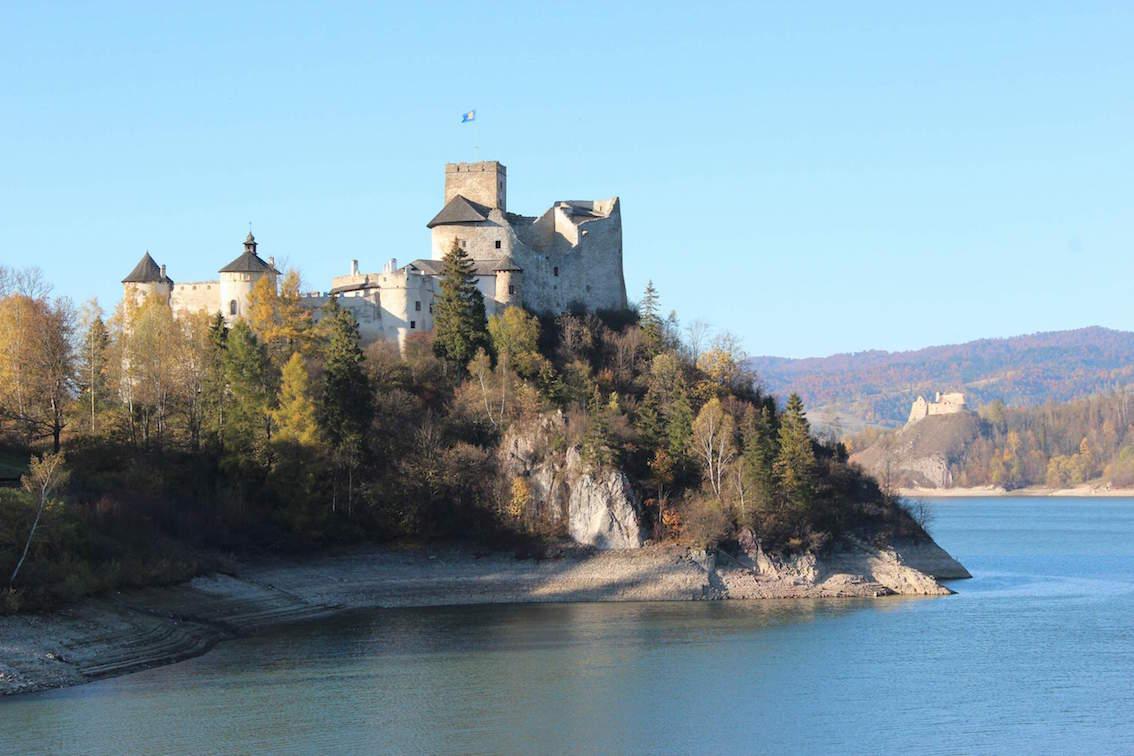 Zamek w Niedzicy to piękne, tajemnicze miejsce.