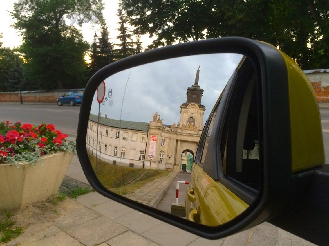 Pałac Potockich w Radzyniu Podlaskim.