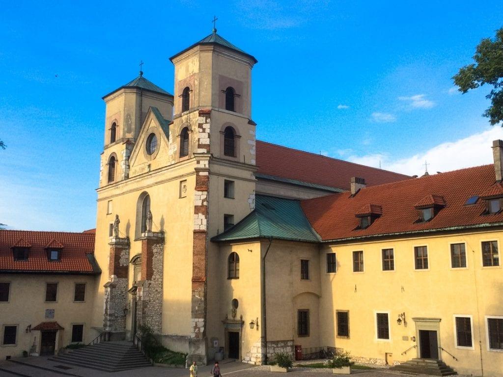 Kościół w Tyńcu.