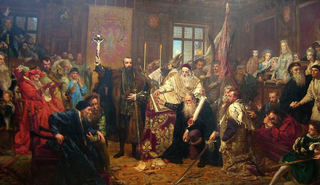 Unia Lubelska Jana Matejki