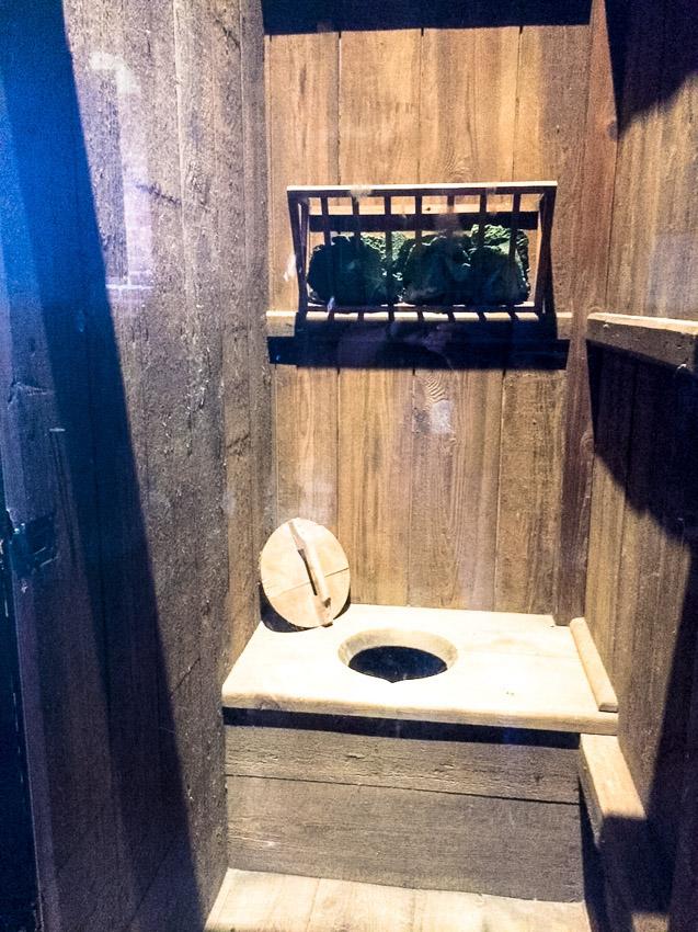 Gdanisko w Malborku, czyli średniowieczna toaleta