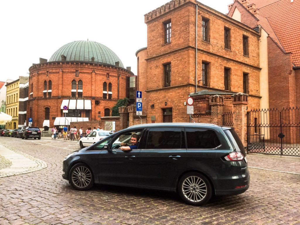 Toruńskie planetarium –najnowocześniejsze w Polsce.