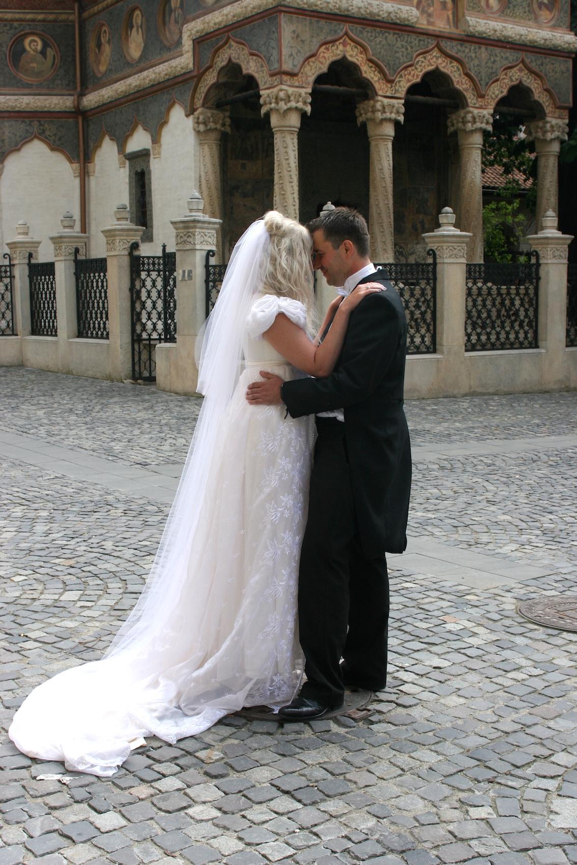 ślub w Bukareszcie sesja ślubna
