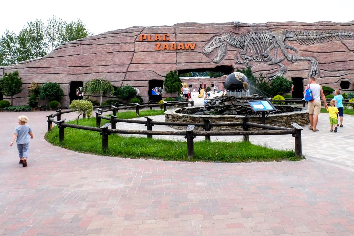 Plac zabaw Jurapark Krasiejów