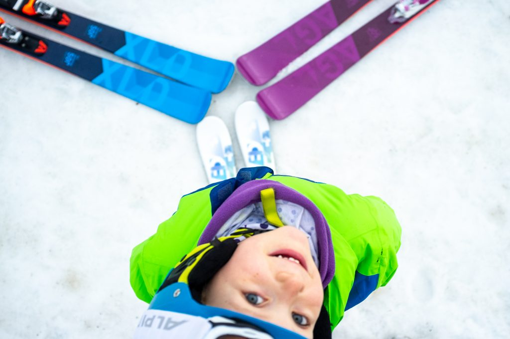 Krajno to doskonałe miejsce na rodzinny wypoczynek na nartach i nie tylko