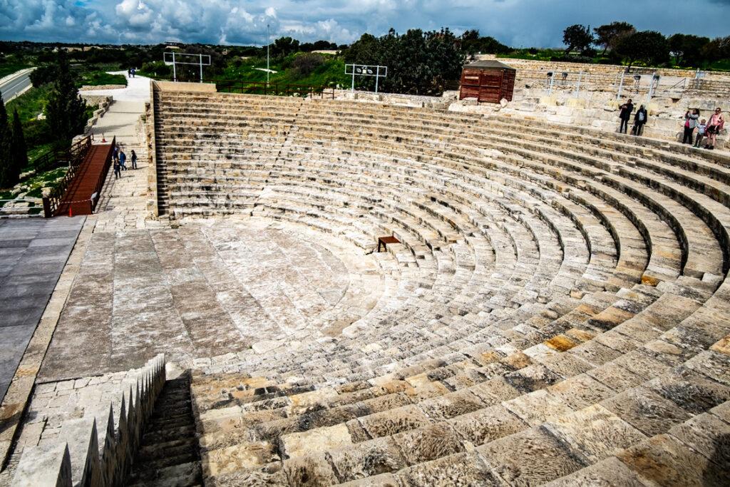 Teatr w Kourionie