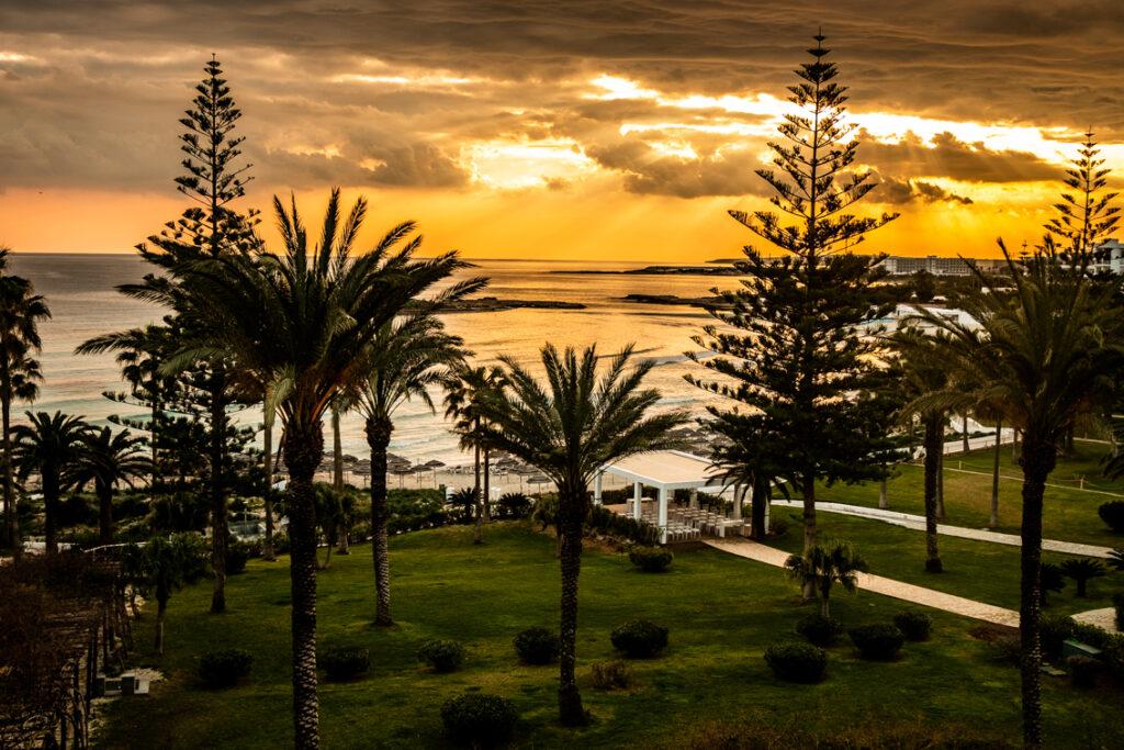 Nissi Beach Hotel na ślub marzeń