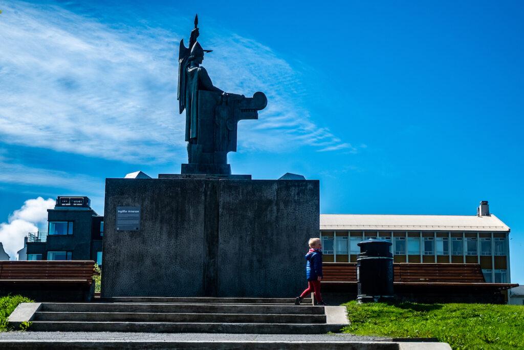 Wikingowie założyli Reykjavik