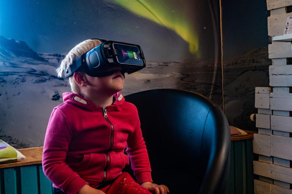 Doskonała zabawa w Muzeum Zorzy Polarnej w Reykjaviku