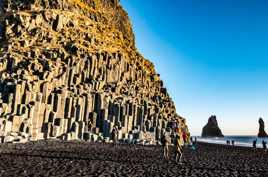 Islandia z dzieckiem nie musi być nudna, jeśli znamy opowieści i legendy.