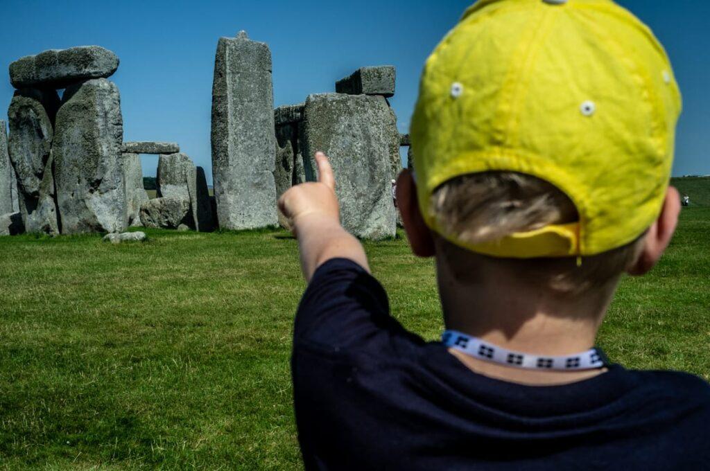 Dzięki nauce w muzeum dzieci wiedzą o co chodzi w Stonehenge.