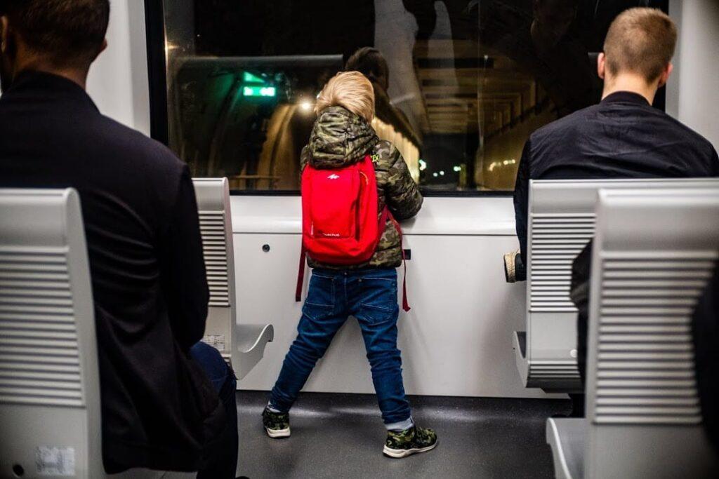Bezzałogowe metro. Komunikacja miejska, Kopenhaga