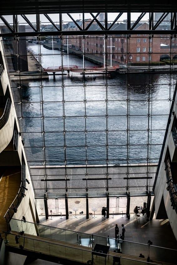 The Black Diamond – biblioteka Królewska w Kopenhadze
