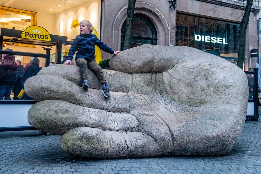 Antwerpia hand