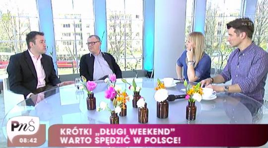 Sergiusz Pinkwart TVP Tomasz Kammel