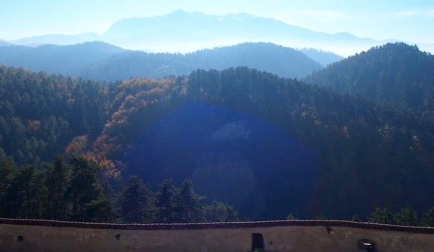 Rumunia Karpaty blog podróżniczy
