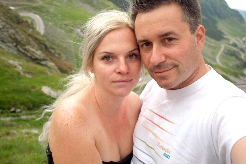 Trasa transfogarska Magda i Sergiusz Pinkwart