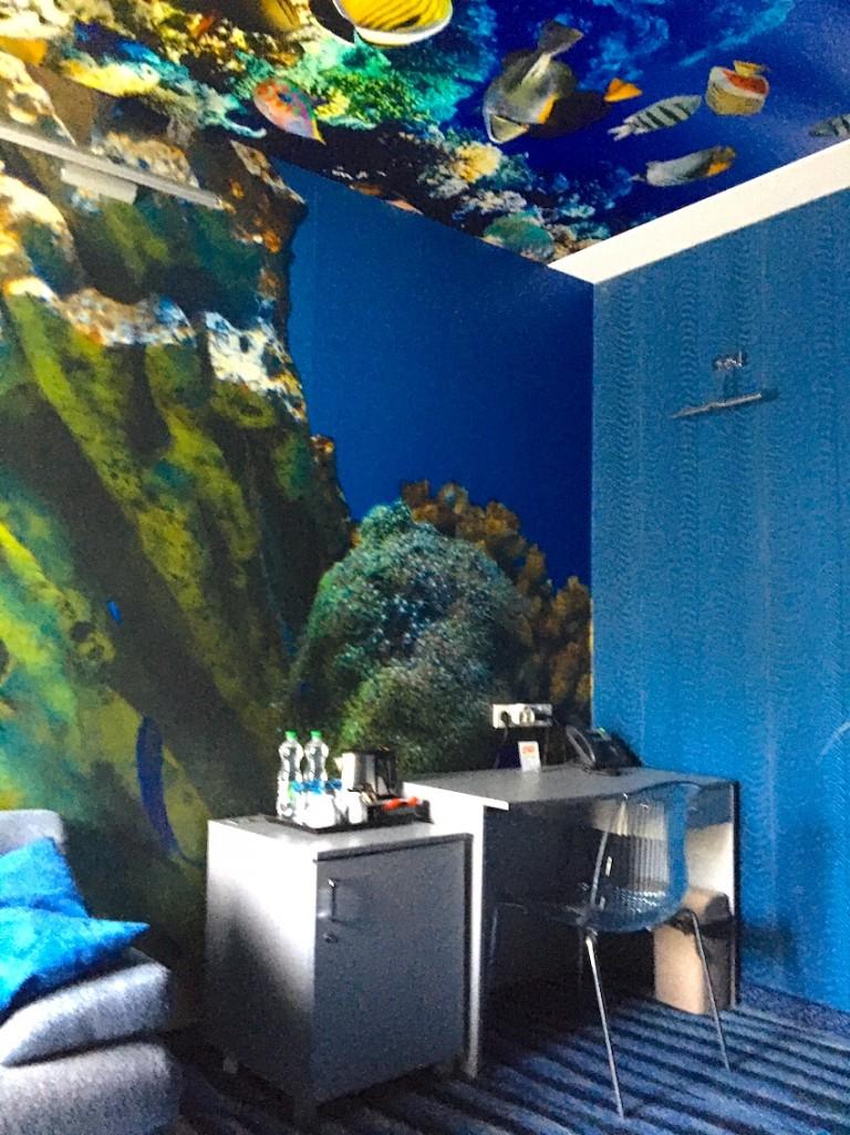 hotel lenart apartament niebieski
