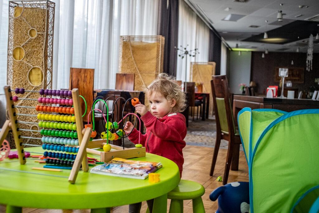 hotel lenart dzieci
