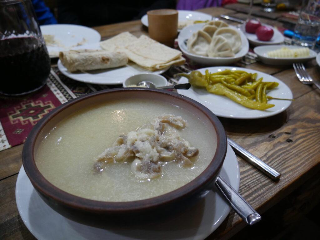 armenia jedzenie