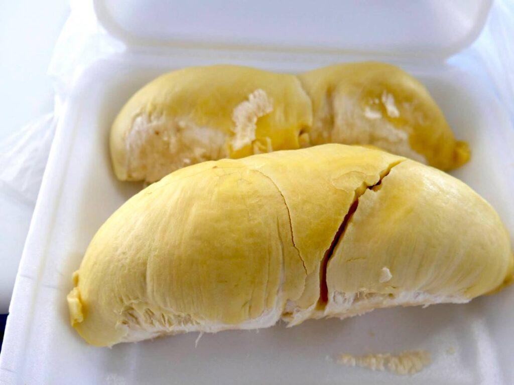 durian Obrzydliwe jedzenie na świecie