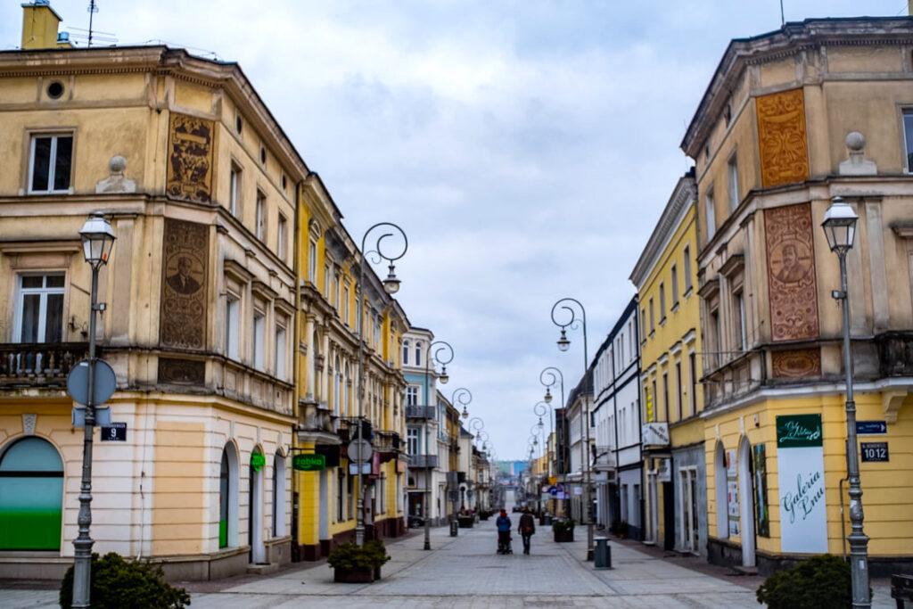 ulica sieniewicza kielce