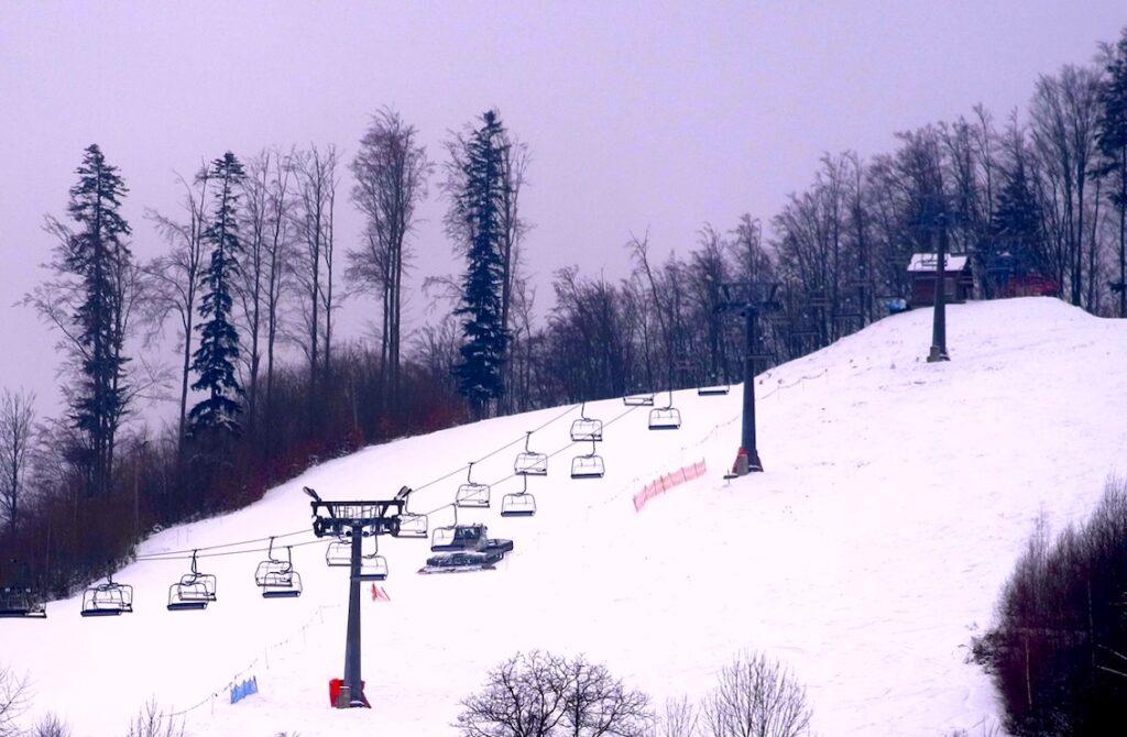 Ryterski stok narciarski