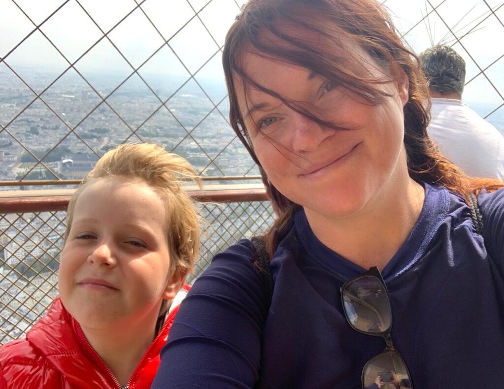 Wieża Eiffela bilety